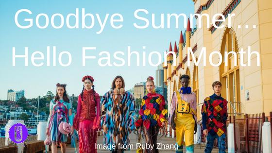 Goodbye Summer…