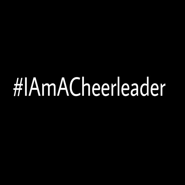 You need to check them out! #IAmACheerleader