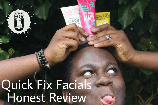 My Honest Review: Quick Fix Facials