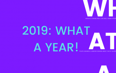 2019: What a Year!