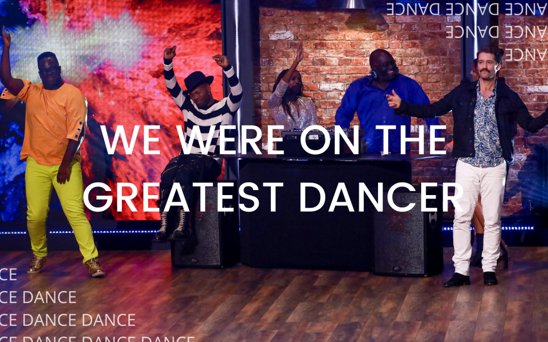 The Greatest Dancer – The secret I've kept for over six months!