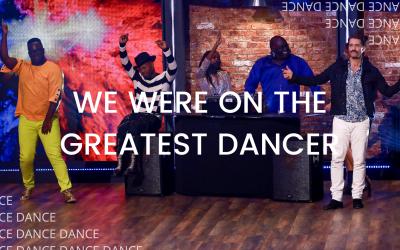 The Greatest Dancer – The secret I've kept for over six months!